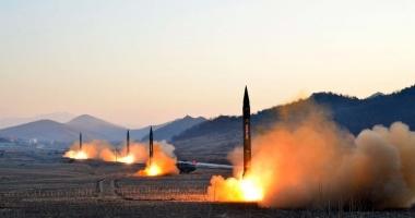 Coreea de Nord testează rachete cu antrax