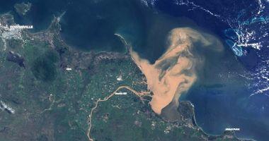 Cum se vede poluarea Pământului din spațiu. Imaginea e dezolantă!