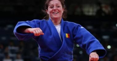 Judo: Corina Căprioriu a adus României a doua medalie de aur la turneul Grand Slam de la Baku