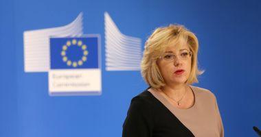 """Corina Crețu: """"Nu avem voie să ieșim de pe drumul european"""""""
