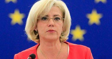 """Corina Crețu: """"O eventuală ieșire a României  din UE ar fi o catastrofă națională"""""""
