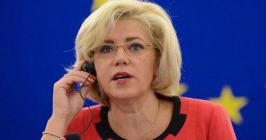 Corina Creţu: Am votat pentru un viitor mai bun pentru România