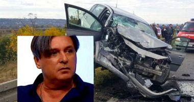 Cornel Galeș, fostul soț al Ilenei Ciuculete, a murit într-un accident de mașină