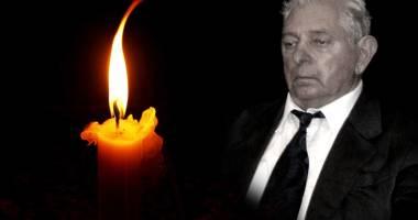 """DOLIU LA UNIVERSITATEA """"OVIDIUS"""" CONSTANȚA. A MURIT PROFESORUL COSTEA"""