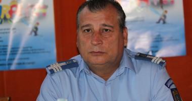 Colonelul Costică Cojoc a luat examenul pentru funcţia de şef al IJJ Constanţa