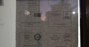 Procesul electoral de la Costinești suspendat! Buletinele de vot vor fi retipărite