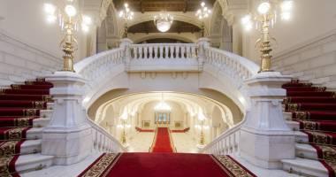 Concert la Palatul Cotroceni în onoarea medicilor care au tratat victimele Colectiv