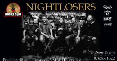 Nightlosers, concert la Constanţa
