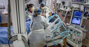 Peste 72% din bolnavii de COVID din ultima săptămână nu sunt vaccinaţi