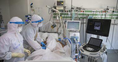 Nou record de infectări cu coronavirus, în întreaga ţară. De trei ori mai multe cazuri, la Constanţa