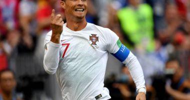 CM 2018. Cristiano, decisiv pentru Portugalia în victoria cu Maroc. Scor final 1-0