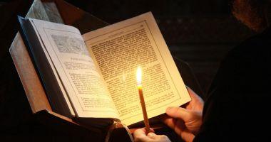 Credincioșii se pregătesc pentru Postul Paștelui