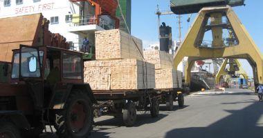 Creștere spectaculoasă  a traficului de mărfuri în porturile Constanța, Midia și Mangalia