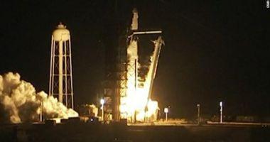 VIDEO / Capsula Crew Dragon, lansată cu succes spre Staţia Spaţială Internaţională