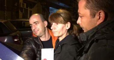 Crima de la metrou. Magdalena Şerban, condamnată la închisoare pe viaţă