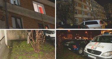 Criminalul tinerei de 24 de ani, mort / Ce au descoperit anchetatorii în apartamentul în care se ascundea
