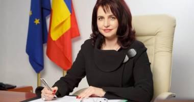 Crinuța Dumitrean, fostă șefă a ANRP, a fost plasată sub control judiciar