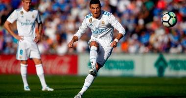 Cristiano Ronaldo a anunţat că va pleca de la Real Madrid
