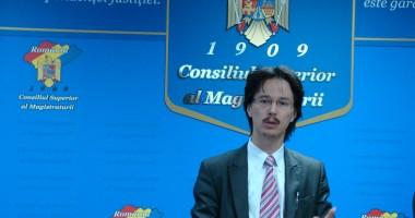 Cristi Dănileţ a anunţat că îşi depune candidatura pentru funcţia de vicepreşedinte al CSM