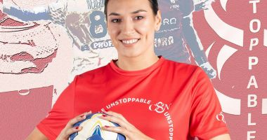 """Cristina Neagu s-a alăturat campaniei """"Nu vă jucaţi cu jucătorii"""""""