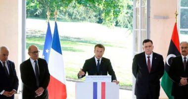 Criza libiană. Mişcare de ultim moment a lui Emmanuel Macron