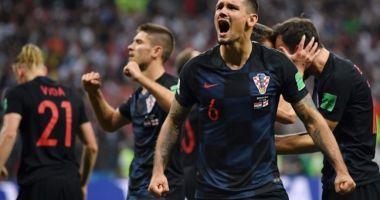 CM 2018. Sărbătoare generală în Zagreb, după calificarea Croației în finala CM 2018