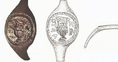 Un inel descoperit în Cisiordania acum 50 de ani a fost atribuit lui Pilat din Pont