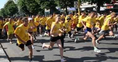 Sâmbătă, constănţenii aleargă la Crosul Naţional Olimpic. Onoare şi super-premii!