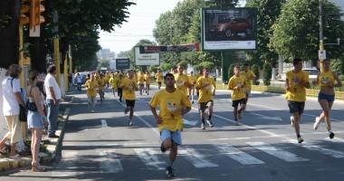 Sute de alergători, aşteptaţi la Crosul