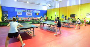 CSA Steaua Bucureşti propune grila de formare şi la tenis de masă