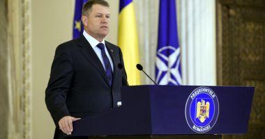 CSAT, convocat de președintele Klaus Iohannis