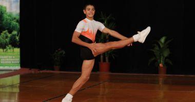 CS Farul Constanţa rămâne etalonul gimnasticii aerobice româneşti