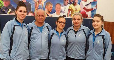 CS Farul s-a calificat  în finala Superligii feminine la tenis de masă