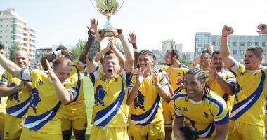 CSM Ştiinţa Baia Mare a câştigat Cupa Regelui la rugby