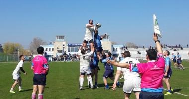 CS Năvodari  a câştigat lejer derby-ul  cu Ştiinţa Petroşani