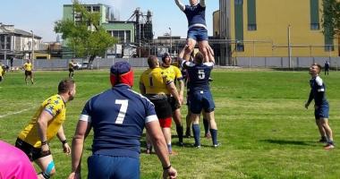 CS Năvodari, scorul campionatului în DNS la rugby