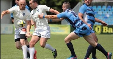 CS Năvodari, locul doi în prima etapă a Campionatului Naţional  de Rugby în 7