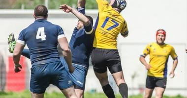 CS Năvodari a surclasat-o pe CSU Arad, în DNS la rugby
