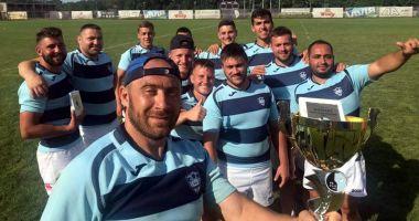 CS Năvodari, campioana turneului de rugby în 7 de la Belgrad