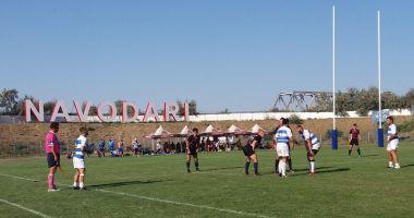 CS Năvodari, patru victorii şi o înfrângere la primul turneu de rugby în 7