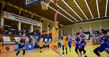 CSU Neptun, derby cu Gloria Buzău, la Sala Sporturilor