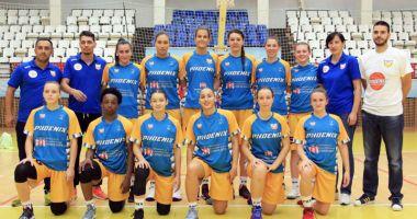 Liga Naţională de baschet feminin  CS Phoenix-Ştiinţa, primul duel în grupa de elită