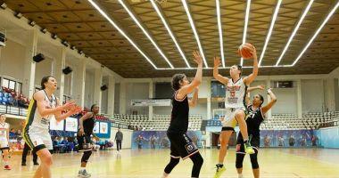 CS Phoenix-Ştiinţa învinge pe CSU Cluj şi termină Grupa Roşie pe locul 6