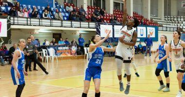 CS Phoenix-Ştiinţa pierde meciul  trei cu Olimpia  CSU Braşov