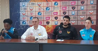 CS Phoenix-Ştiinţa începe asaltul către Final Four-ul Cupei României