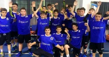 Handbaliştii juniori de la CSS Medgidia, locul 6 la Campionatul Naţional