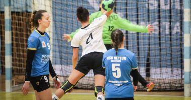 CSU Neptun pierde derby-ul cu AHCM Slobozia