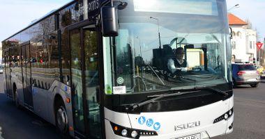 CT BUS. Autobuzele 44 şi 51 vor circula deviat, de luni
