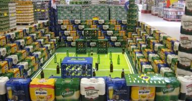 Cu Auchan exploraţi noi destinaţii pe harta mondială a berii