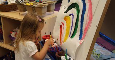 Culoare în Unitate și Diversitate. Expoziție internațională de artă vizuală realizată de copii